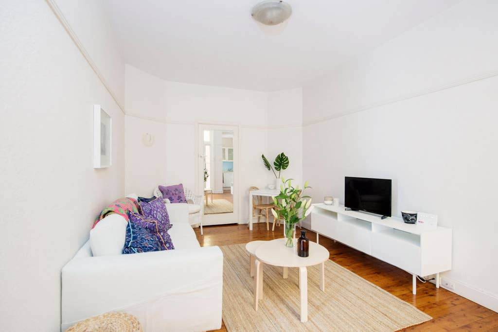 Manly Airbnb apartment